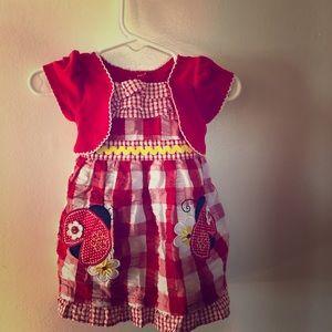 Fun Lady Bug Dress